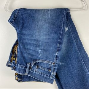 •Lucky Brand• Distressed 367 Vintage Boot Jeans